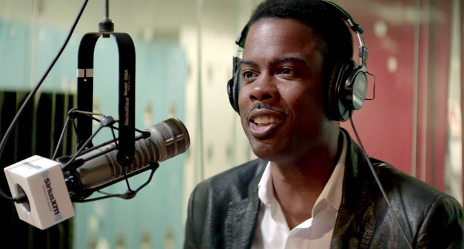 "Chris Rock's ""Top Five"" is a Star-Studded Comedic Romp [Trailer]"