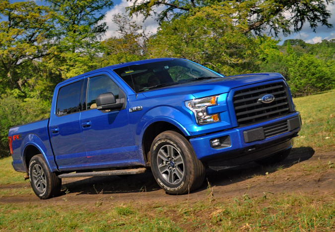 2015 Ford F-150 Wins Texas Auto Writers Truck of Texas Award