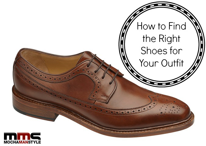 How to Find the Right Shoes for Your Outfit