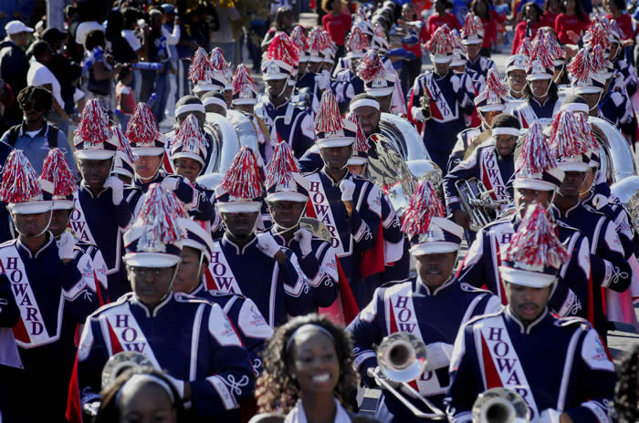 8 HBCU Bands Vie for Supremacy at the 13th Annual Honda Battle of the Bands