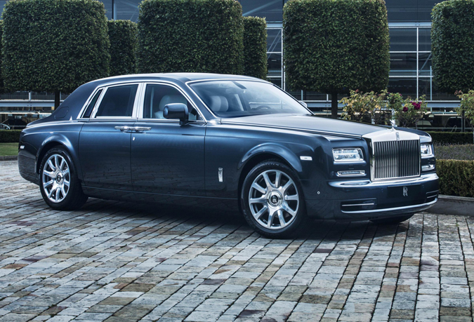 Rolls-Royce Unveils the New Bespoke Phantom Metropolitan Collection