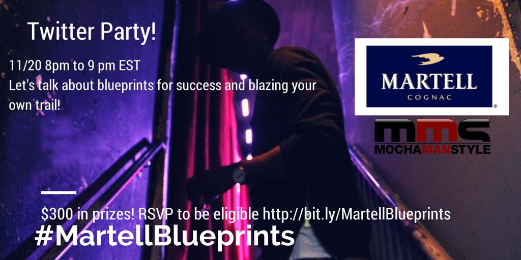 Martell Cognac #MartellBlueprints Twitter Chat
