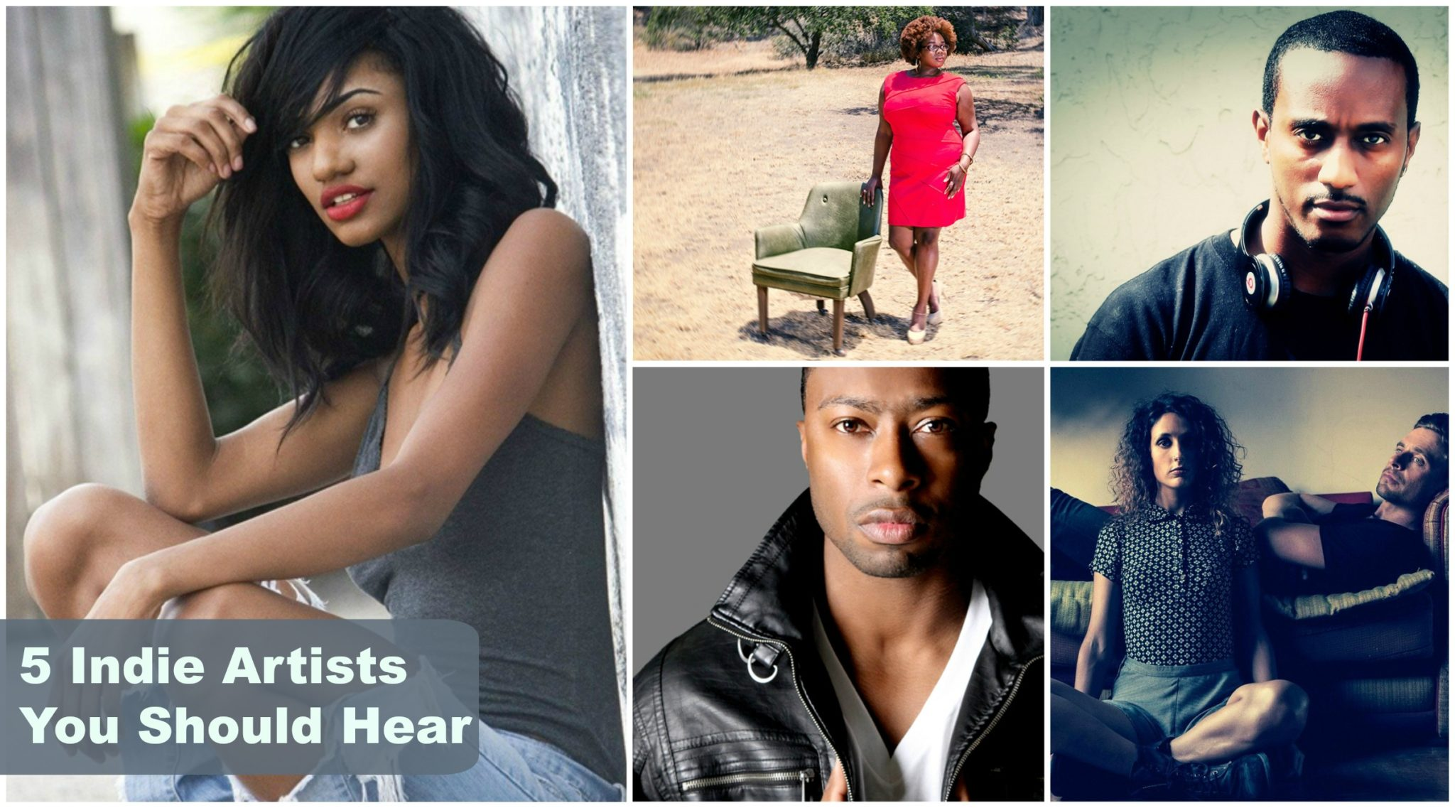 5 Indie Artists You Should Hear – December 2014