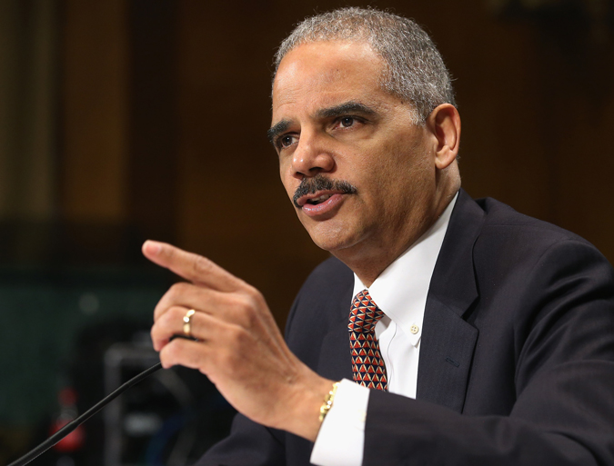 Attorney General Eric Holder Addresses the CIA Torture Report [Audio]
