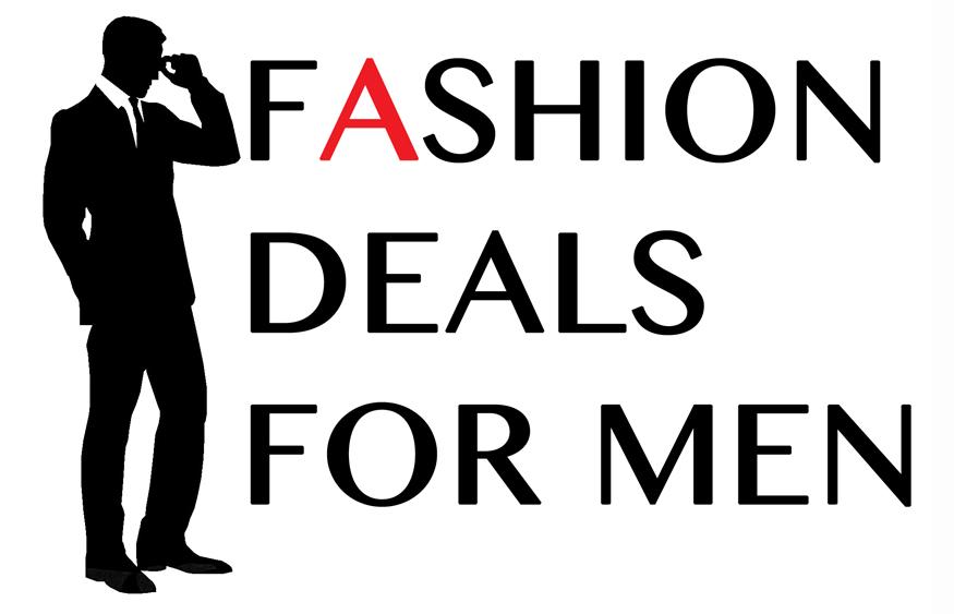 fashion deals for men