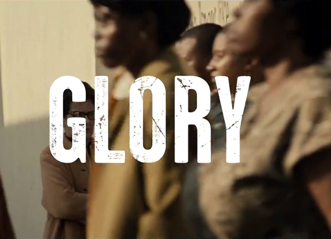 "Official Lyric Video ""Glory"" by John Legend and Common from the Movie ""Selma"""