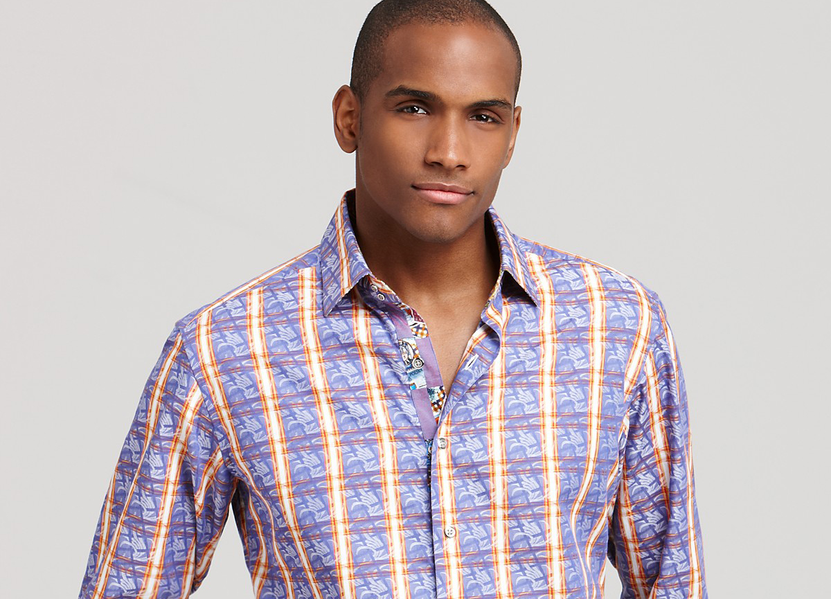 Robert Graham to Offer New Tailored Clothing Collection