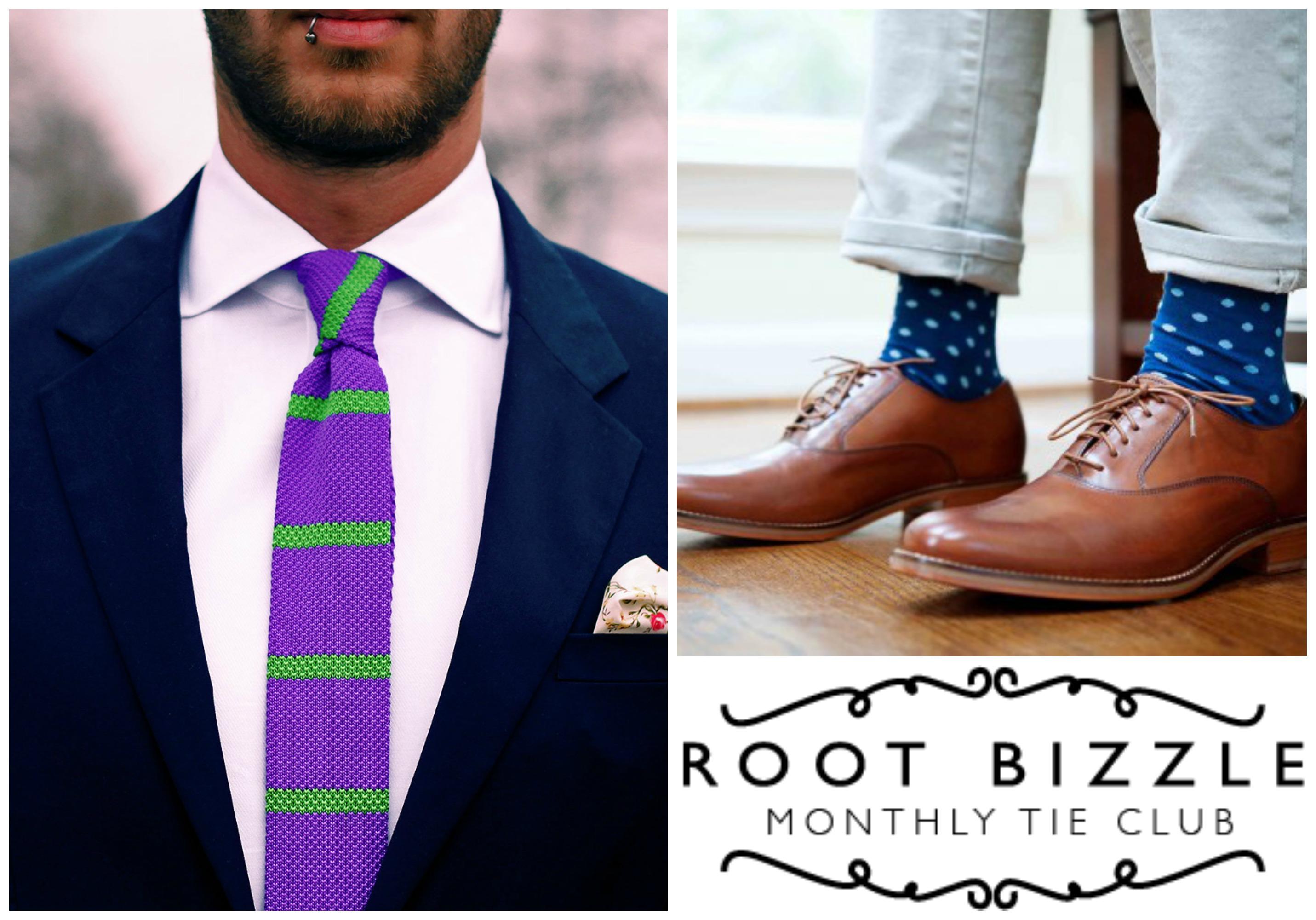 rootbizzle tie club