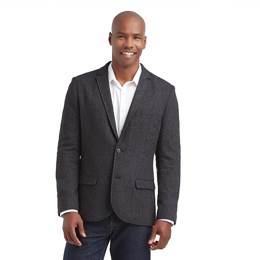 structure wool blazer