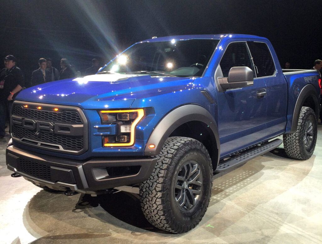 ford unveils three new performance vehicles at naias mocha man style. Black Bedroom Furniture Sets. Home Design Ideas