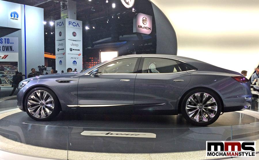 Buick Avenir NAIAS