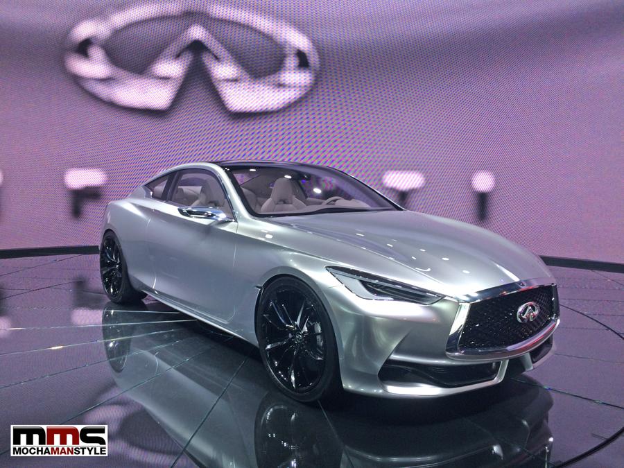 Infiniti Q60 Concept NAIAS