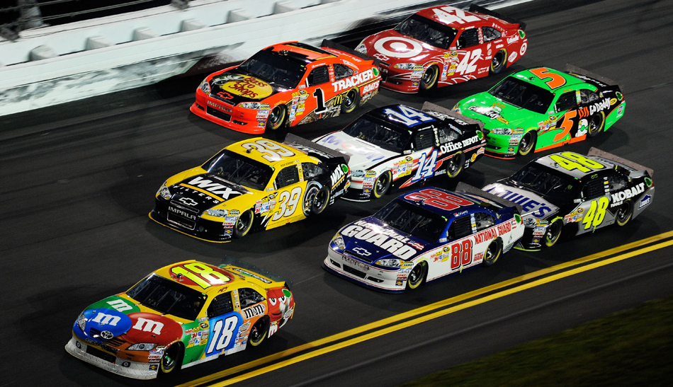 A Class of Talented, Diverse Drivers Fill the 2015 NASCAR Drive for Diversity Roster