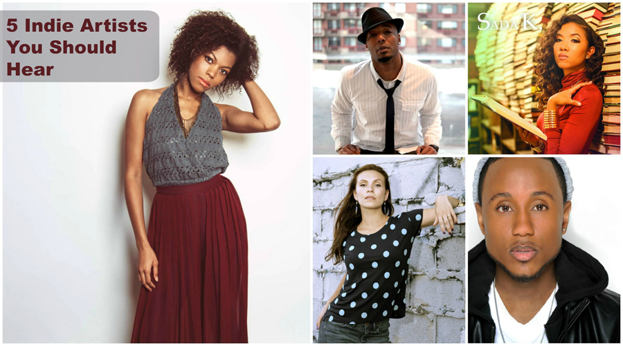 5 Indie Artists You Should Hear – February 2015