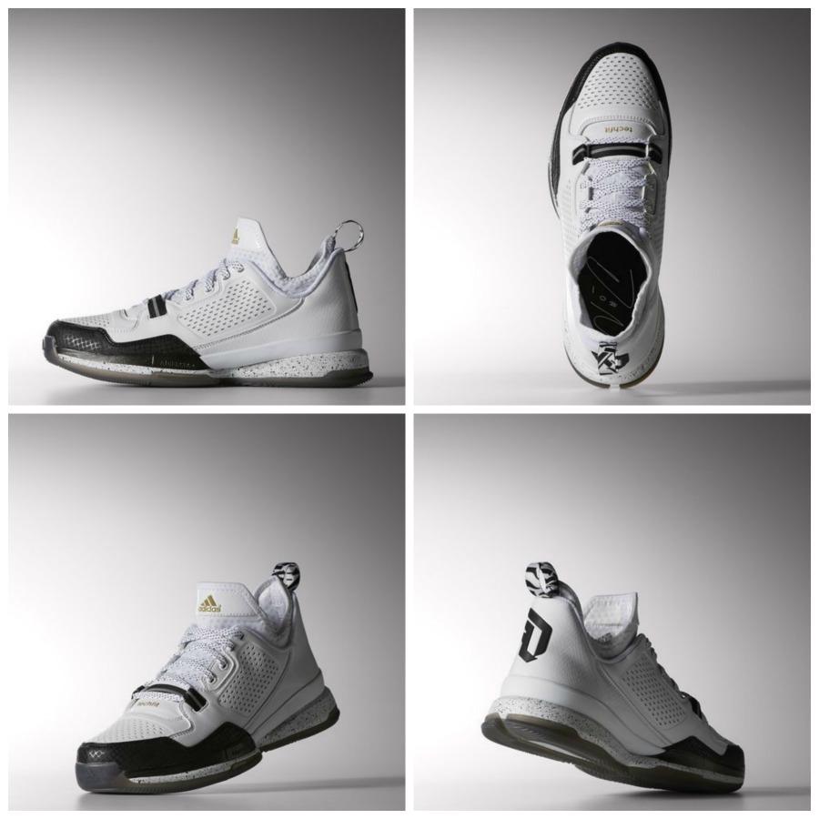 Adidas D Lillard 1 NYC All Star Sneakers