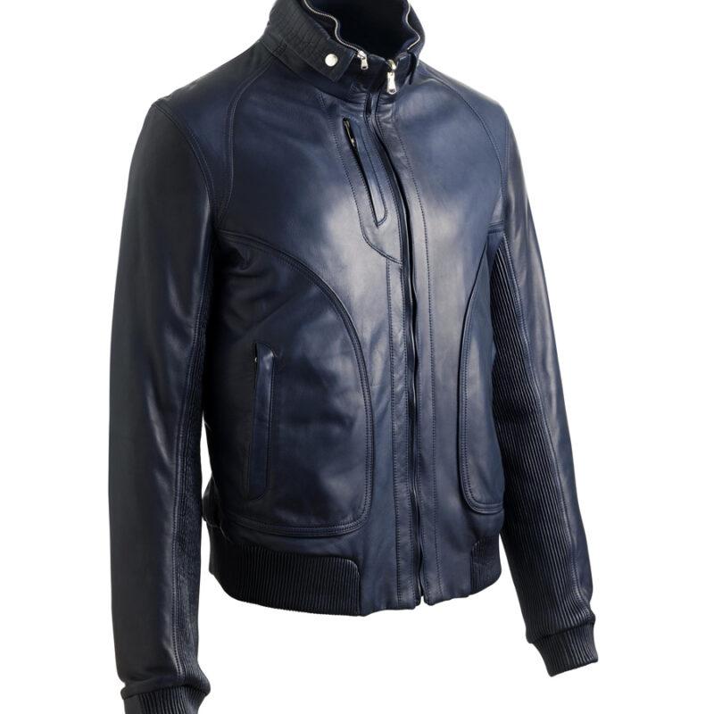 bentley leather jacket