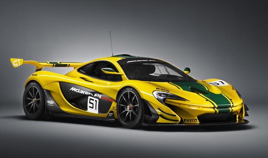 McLaren P1 GTR 01