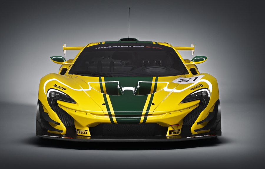 McLaren Brings the Track-Dedicated P1 GTR Supercar from Concept to Reality