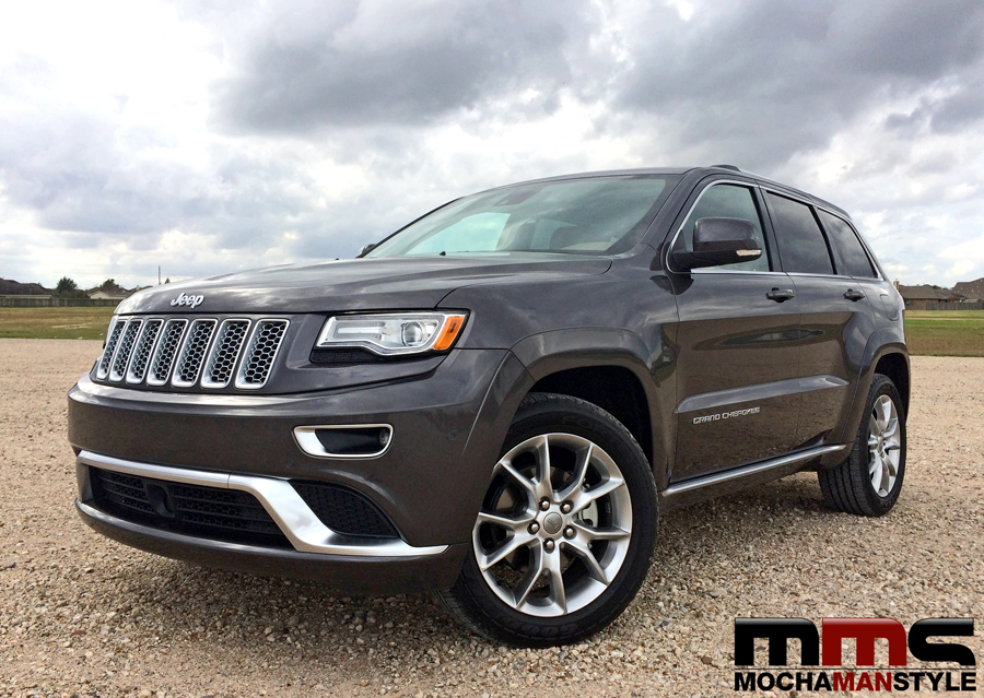 the 2015 jeep grand cherokee summit 4x4 combines luxury and capability. Black Bedroom Furniture Sets. Home Design Ideas