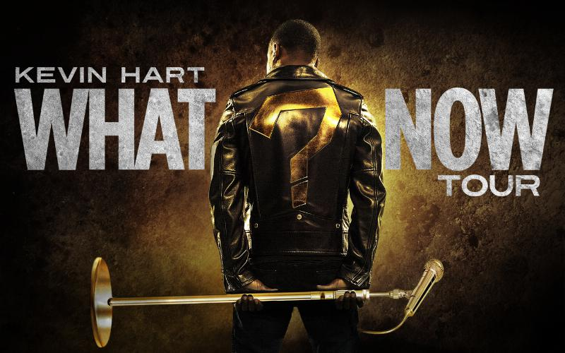 "Kevin Hart's ""What Now? Tour"" Will Be the Biggest Comedy Show in History"