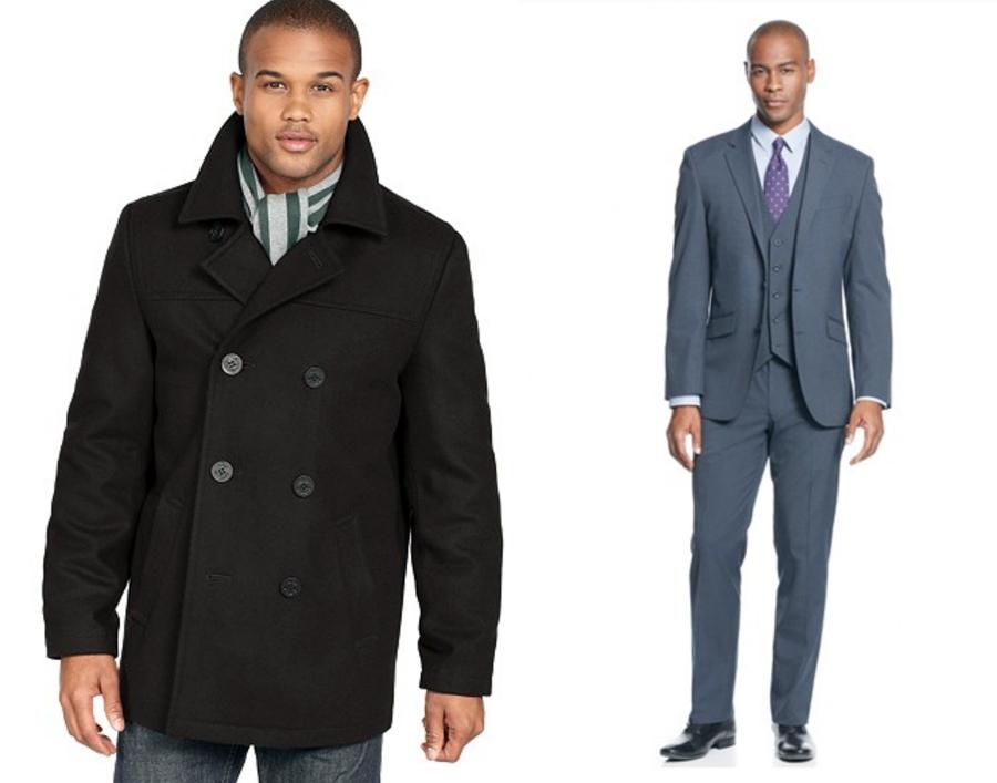macy's men's fashion