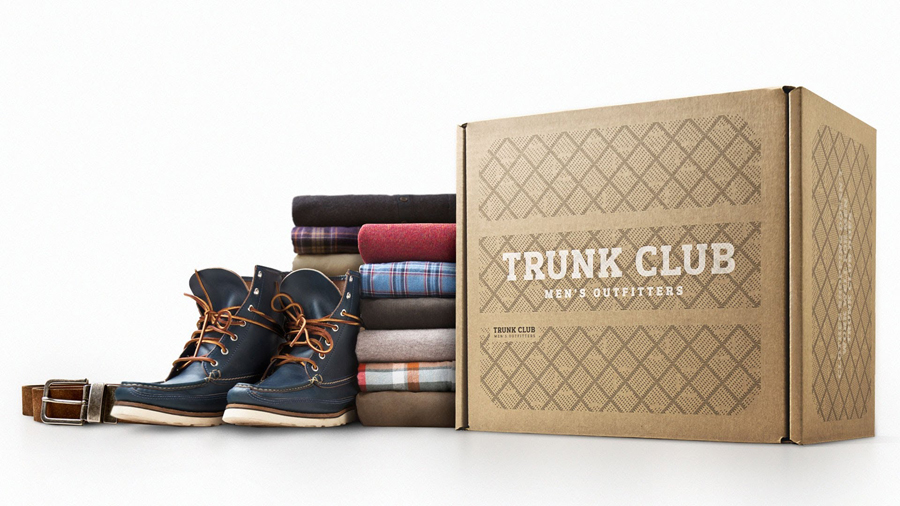 Trunk Club Takes the Hassle Out of Men's Fashion