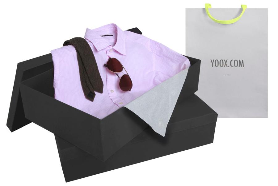 Get $350 Worth of Premium Men's Clothing for $150 at yoox.com