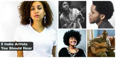 5 indie artists