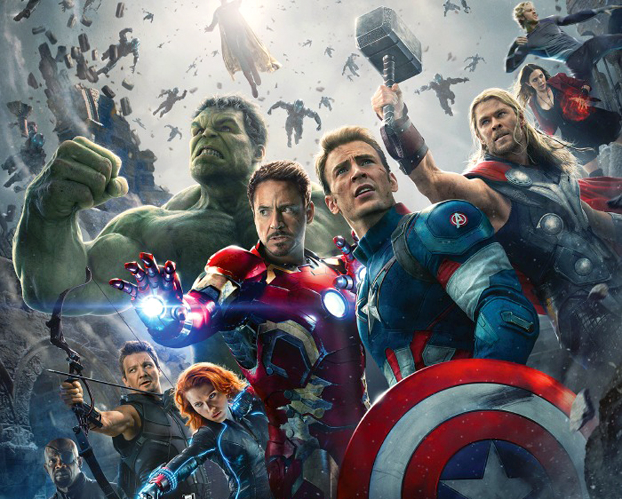 "Avengers Assemble: New ""Avengers: Age of Ultron"" Trailer"