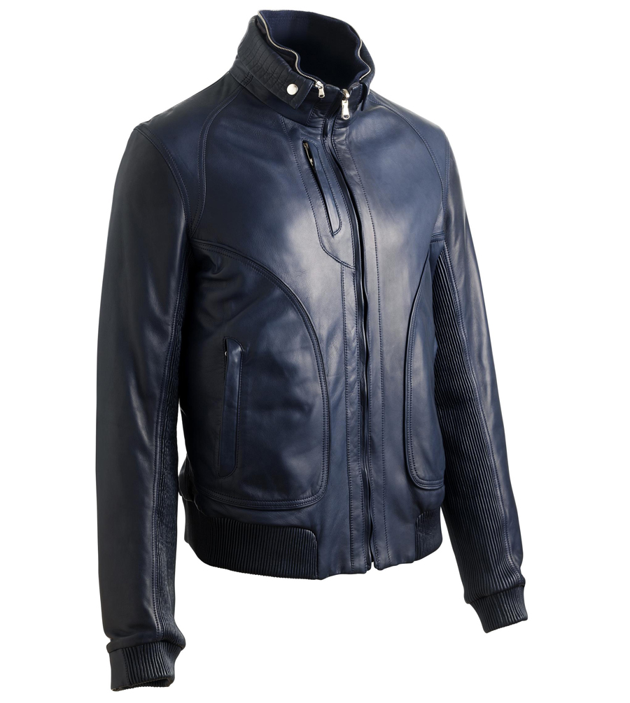 The Bentley Collection Leather Jacket Brings Luxury from the Road to Your Wardrobe