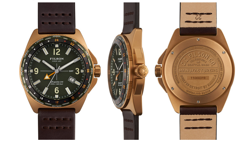 The Filson Journeyman Watch by Shinola is an Elegant Timepiece That is Built to Last