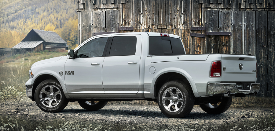 Ram Pays Homage to Texas Rangers with New Concept Truck