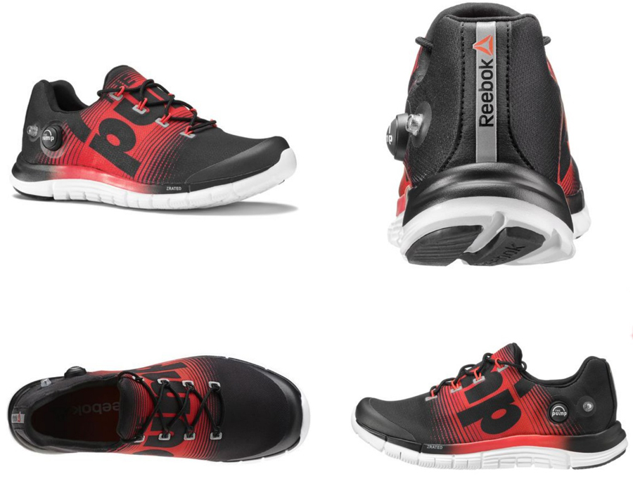 The Reebok ZPump Fusion is a Revolutionary Running Shoe