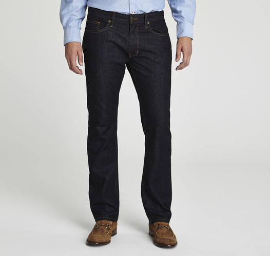 johnston & murphy denim