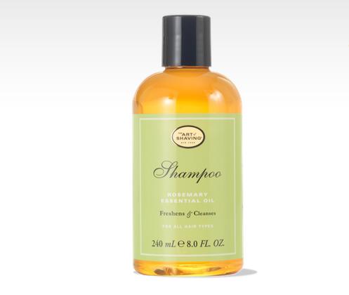 art of shaving rosemary shampoo