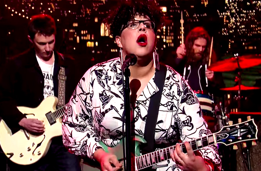 "Alabama Shakes Perform ""Don't Wanna Fight"""
