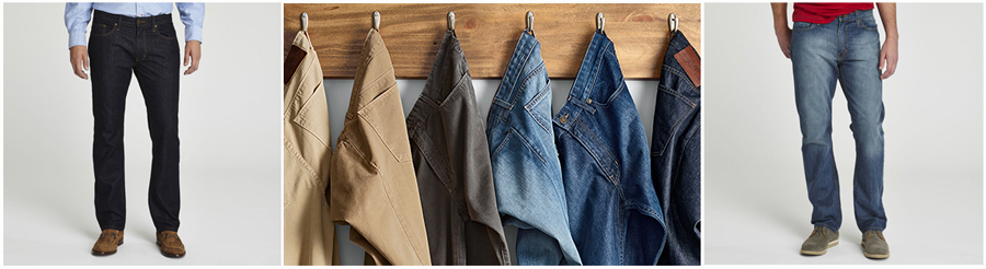 Stand Out with Johnston & Murphy Denim and Save 20%