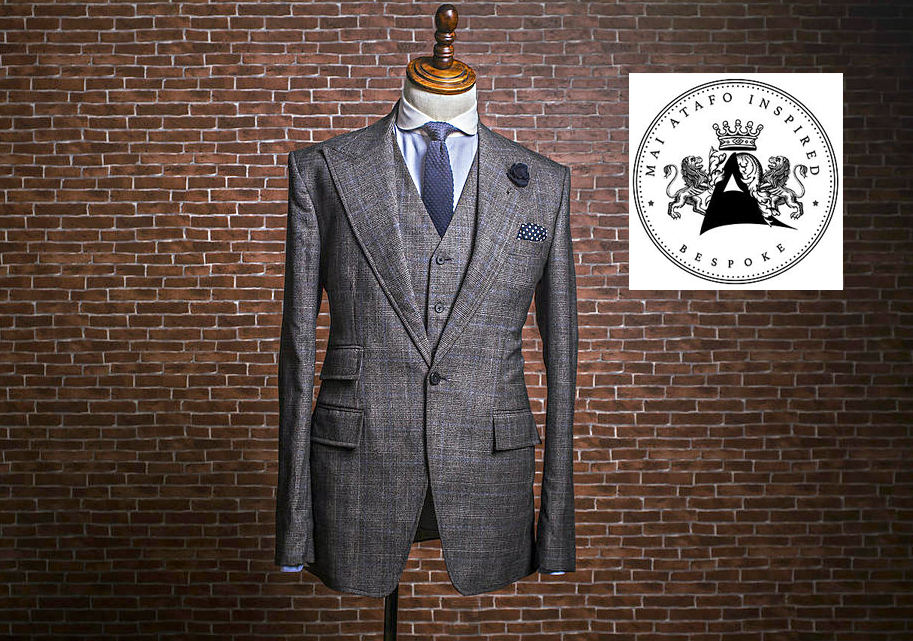 Mai Atafo Combines African Style and Savile Row Traditions to Create ...