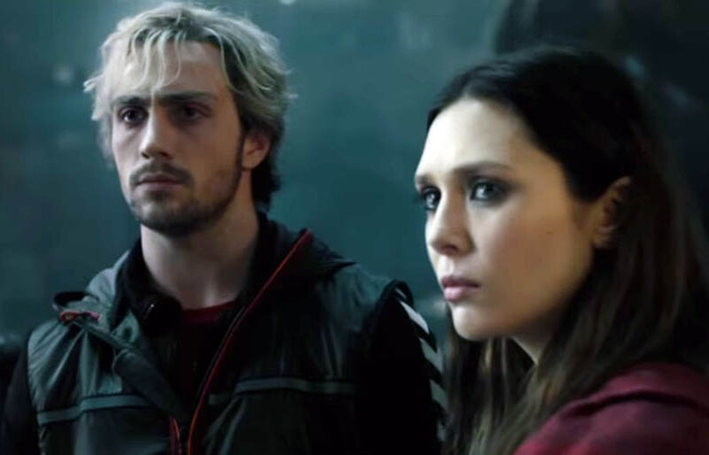 marvel avengers age of ultron quicksilver and scarlet witch