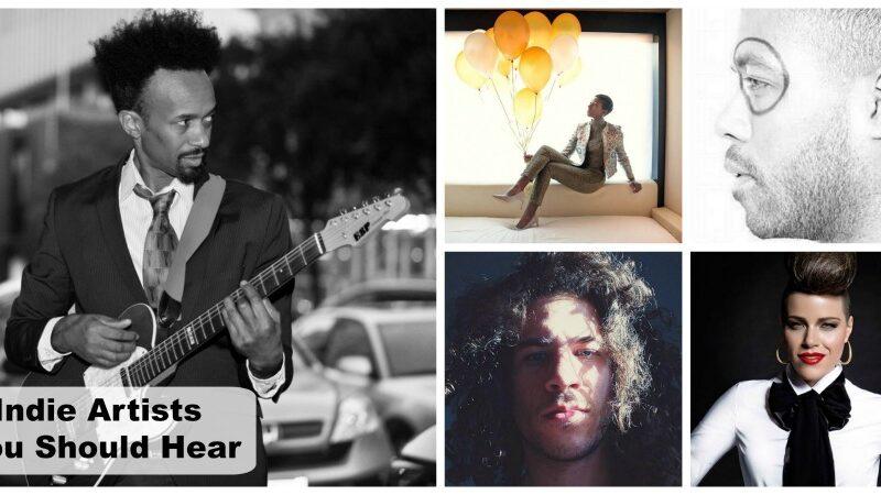 5 Indie Artists April