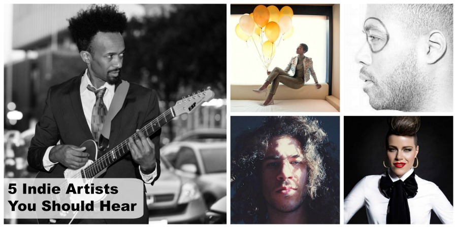 5 Indie Artists You Should Hear – April 2015