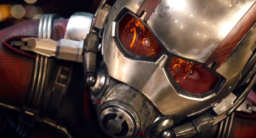 "Watch the Full Trailer for ""Ant-Man,"" One of the Original Avengers"