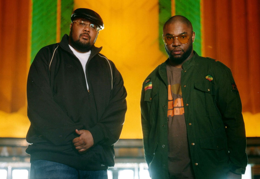 "Hip-Hop Duo Blackalicious to Release Their New Album, ""Imani Vol. 1,"" Through PledgeMusic"