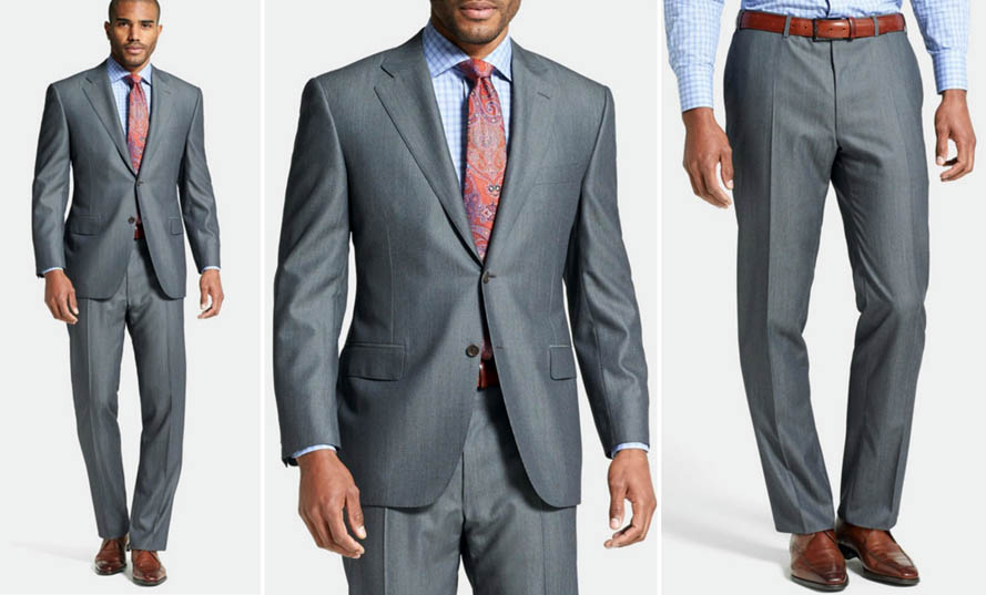 Save Big on Men's Designer Suits and Shoes at Lord & Taylor