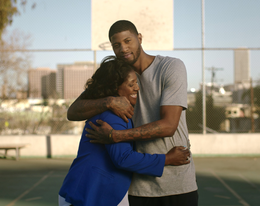 NBA All-Star Paul George Shares a F.A.S.T. Way to Identify Signs of a Stroke