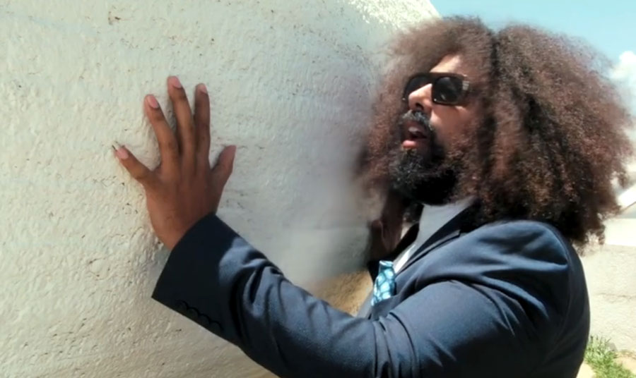 "Reggie Watts Gives Us a Bizarre Look into the Future in the Short Film, ""Brasilia"""
