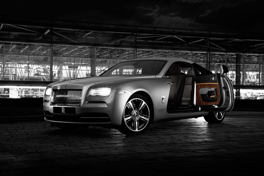 Rolls-Royce Wraith Film Accepted Into the British Film Institute National Archive