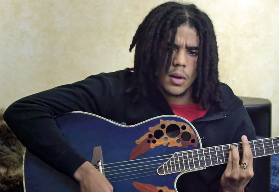 "Skip Marley Continues Bob Marley's Legacy with Debut Single, ""Cry to Me"""