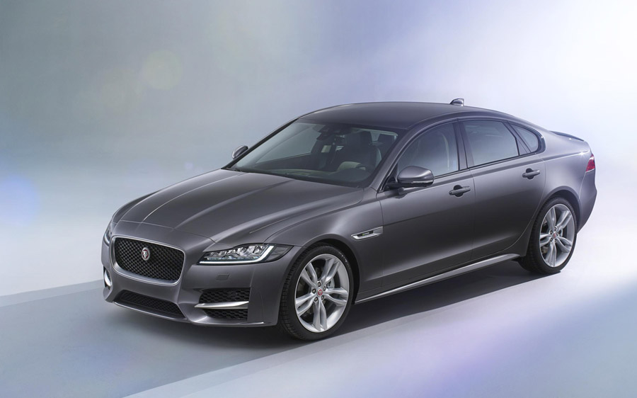 The All-New Jaguar XF Sets the Standard for Refinement