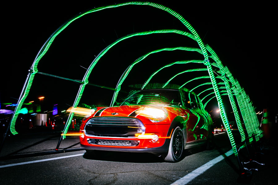 Unleash Your Need for Speed During the MINI Motoring Challenge